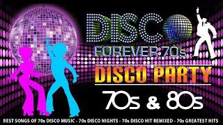 70's Disco Greatest Hits Vol. 2 || 70's Disco Party Mix